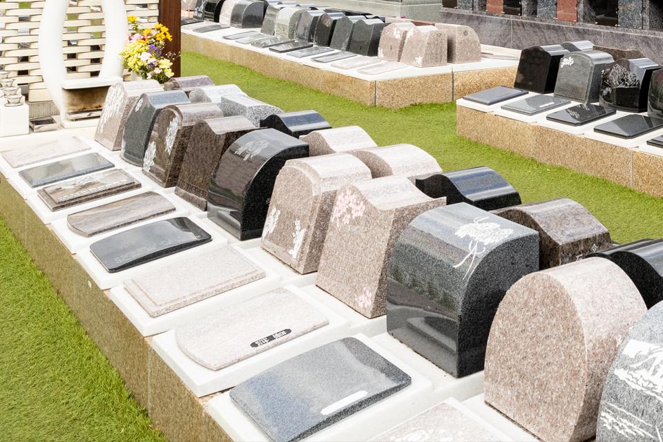 家族用タイプ永代供養墓『奏』